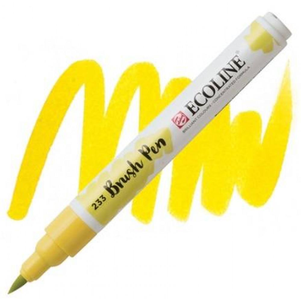 ECOLINE Brush Pen Бледно-зеленый 233