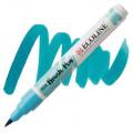 ECOLINE Brush Pen Бирюзовая синяя 522