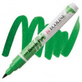 ECOLINE Brush Pen Зеленая лесная 656