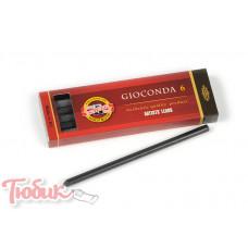 ГРИФЕЛЬ для цангового карандаша графит мягкий 5,6мм  1шт 4345 KOH-I-NOOR