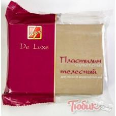 Пластилин ЛУЧ,De Luxe,скульптурный телесный 540346 Россия