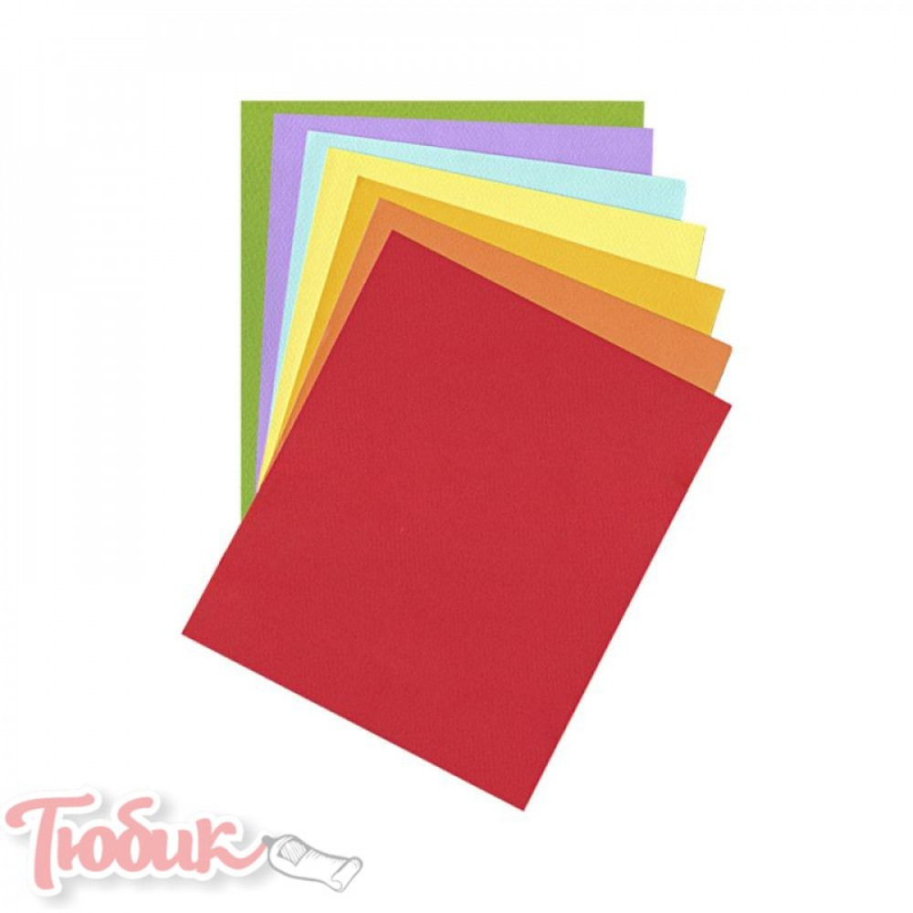 Бумага для пастели Tiziano B2 (50*70см), №46 acqmarine, 160г/м², голубая, среднее зерно, Fabriano