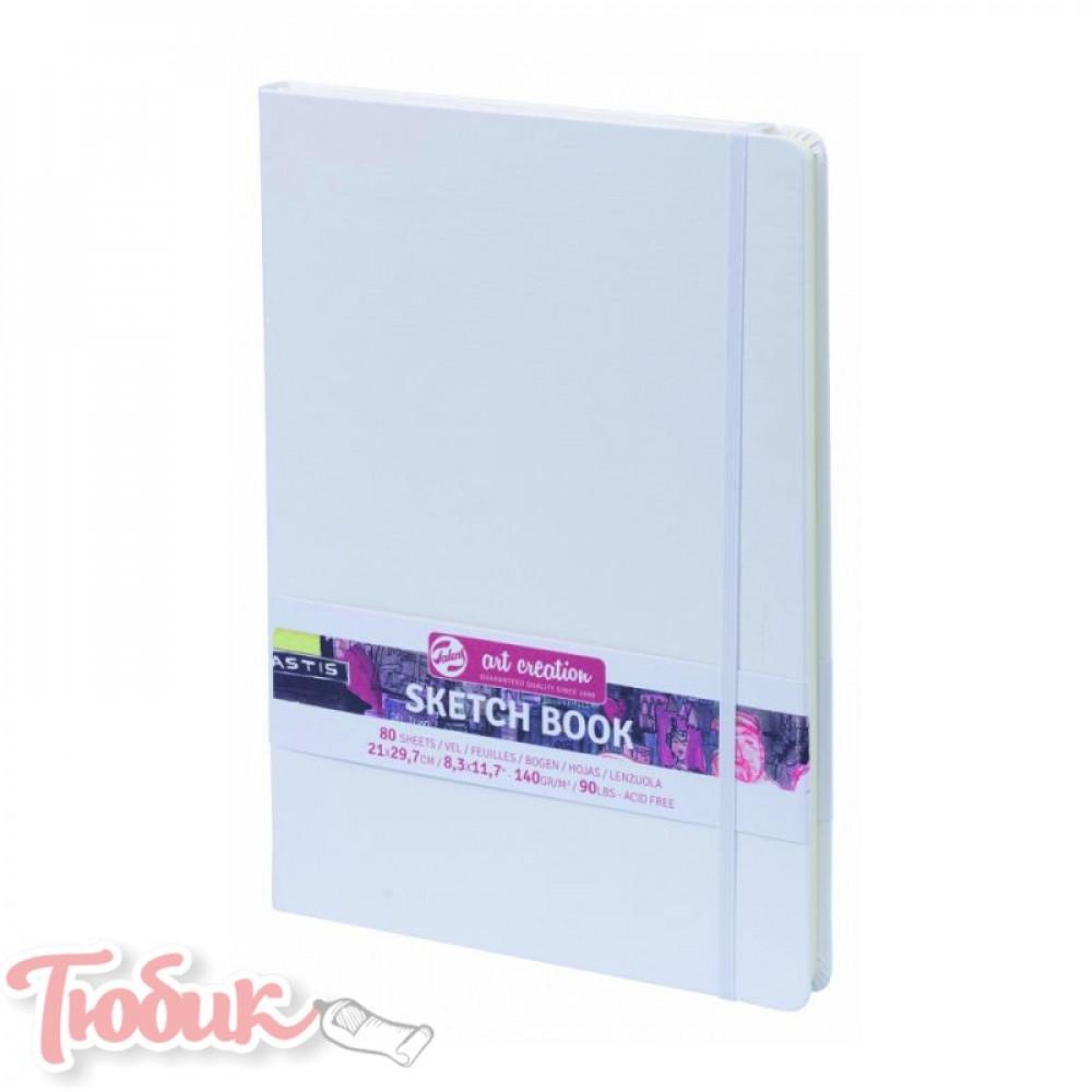 Блокнот для графики Talens Art Creation 140г/м² 21х29,7см, 80л, белый, Royal Talens