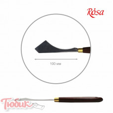 Мастихин ROSA Gallery CLASSIC № 102 длина 10см, нож особенный