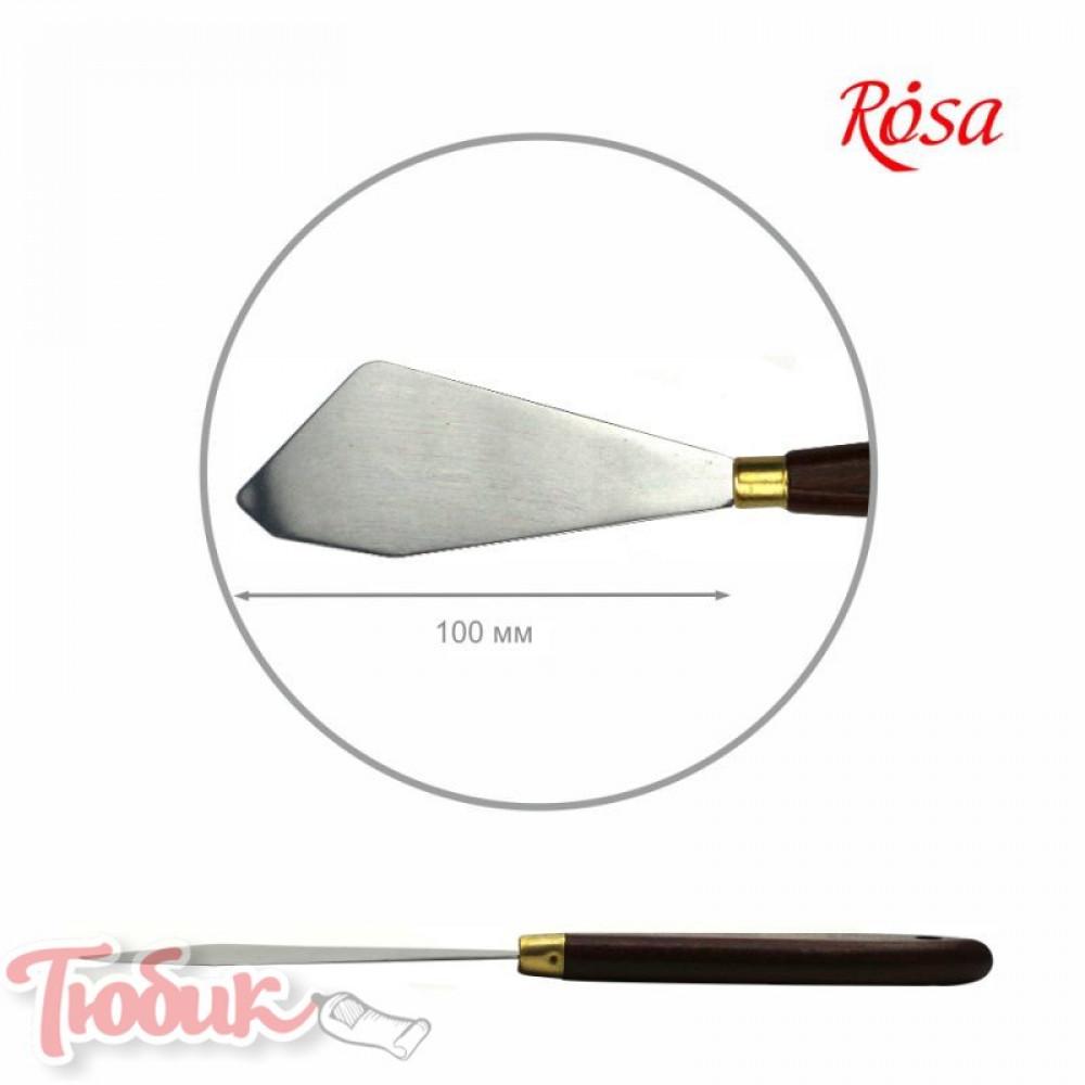 Мастихин ROSA Gallery CLASSIC № 106 длина 10см, нож макси