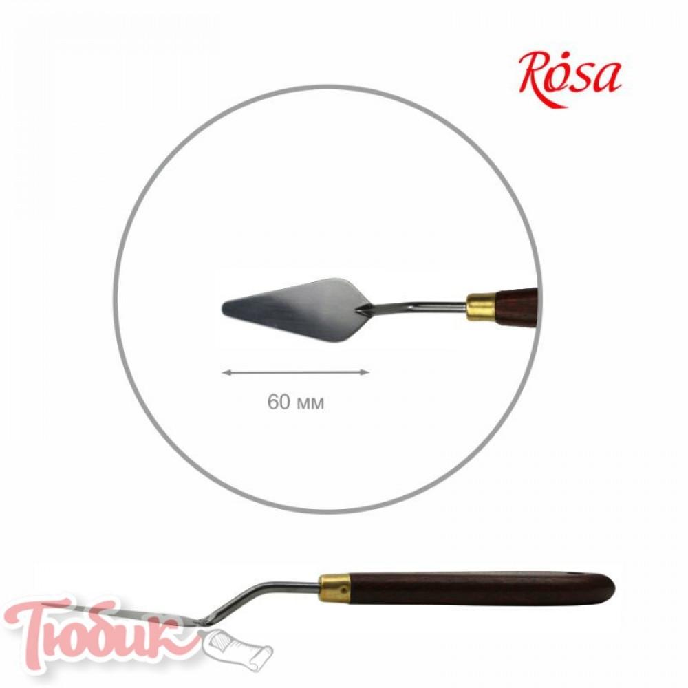 Мастихин ROSA Gallery CLASSIC № 24 длина 6см, капля