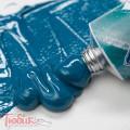 Масляная краска Мастер-класс 46 мл 708 Хром-кобальт сине-зеленый ЗХК «Невская палитра»