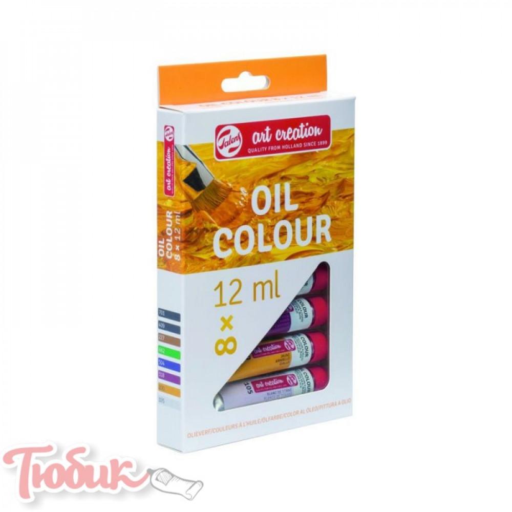 Набор масляных красок, ArtCreation, 8*12мл, Royal Talens