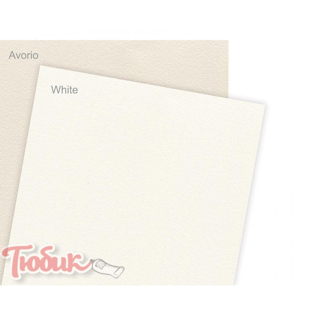 Бумага акварельная 60% хлопок Rosaspina B2 (50x70см), White (белый), 220 г/м², Fabriano
