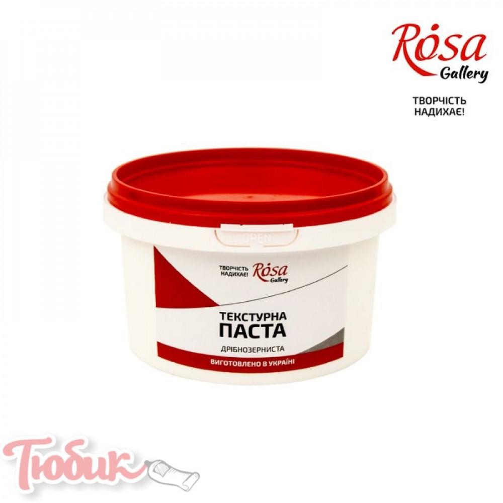 Текстурная паста мелкозернистая, 500мл, ROSA Gallery
