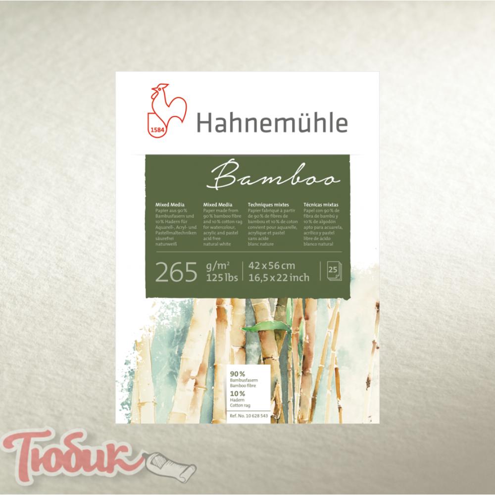 Бумага Bamboo Mixed Media  265г , 50x65см , лист