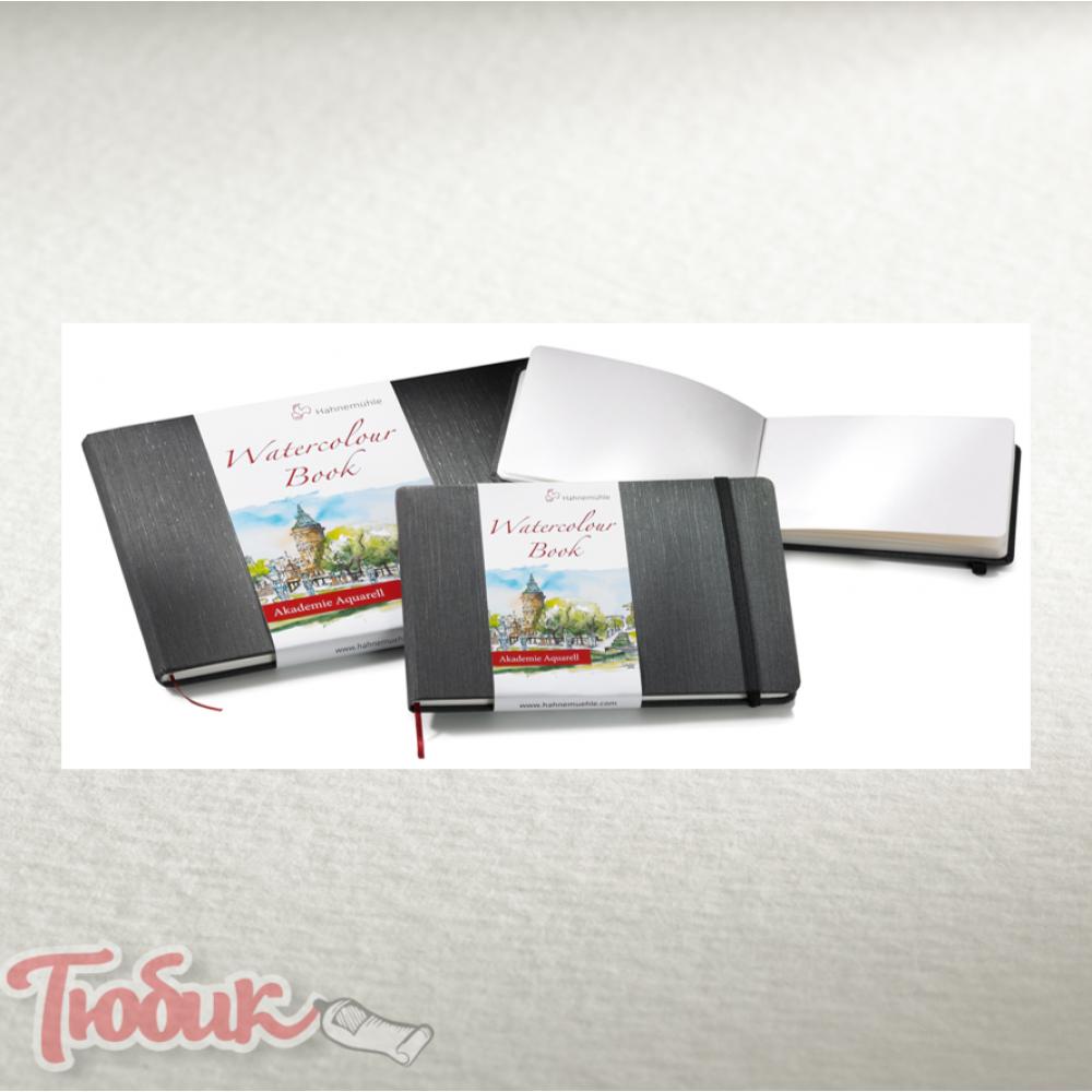 Скетчбук акварельный Watercolour Book 200г , A5 , 30 листов / 60 страниц