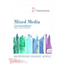 Альбом Hahnemuhle Universalblock для смешанных техник, 310 г/м², 24 х 32 см, 25 листов